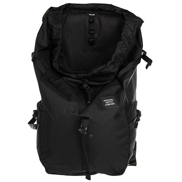 Рюкзак туристический Herschel Barlow Large Black