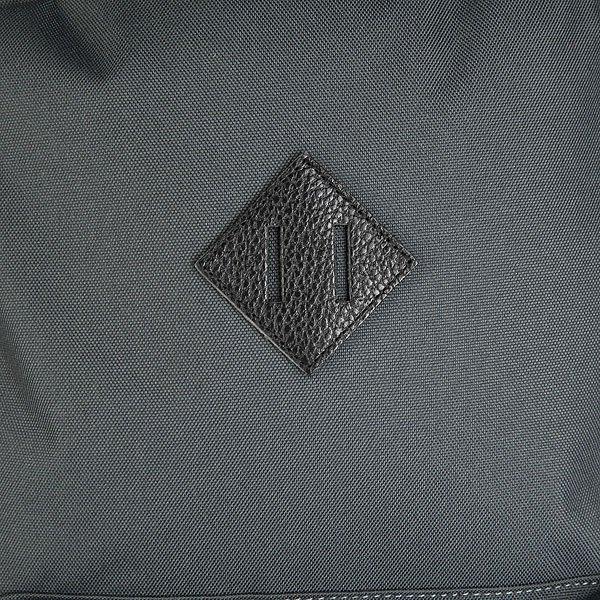 Рюкзак городской Herschel Heritage Dark Shadow Black Pebbled Leather