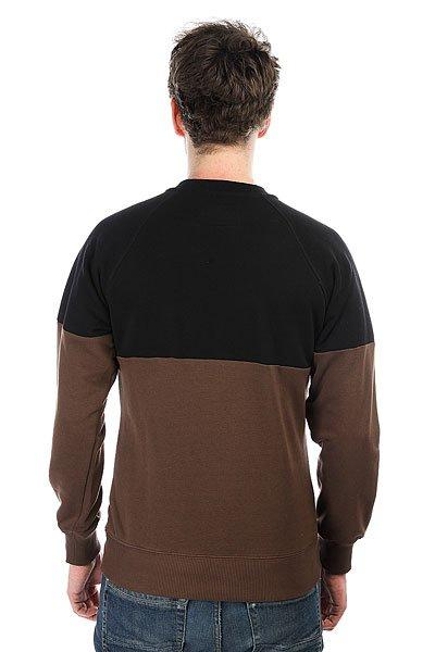 Толстовка свитшот Anteater Cr Combo Brown Light