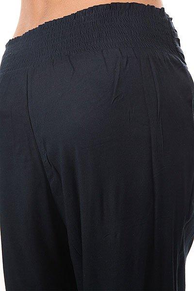 Штаны прямые женские Roxy Ultraviolet Anthracite