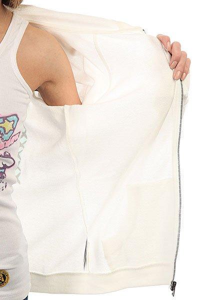 Толстовка классическая женская Roxy Olowdancehoodb Marshmellow