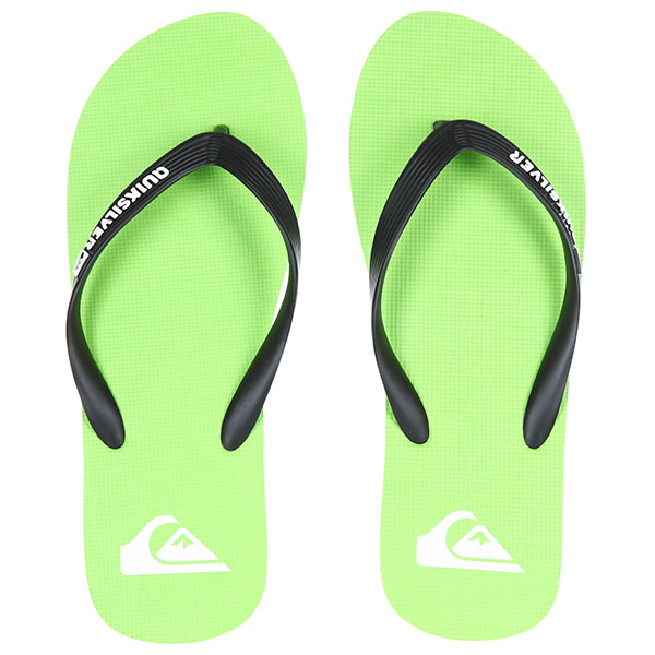 Вьетнамки Quiksilver Molokai Green/White/Black