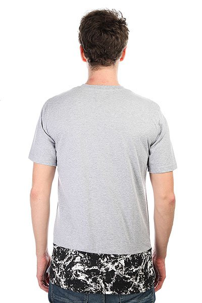 Футболка DC Owensboro Grey Heather