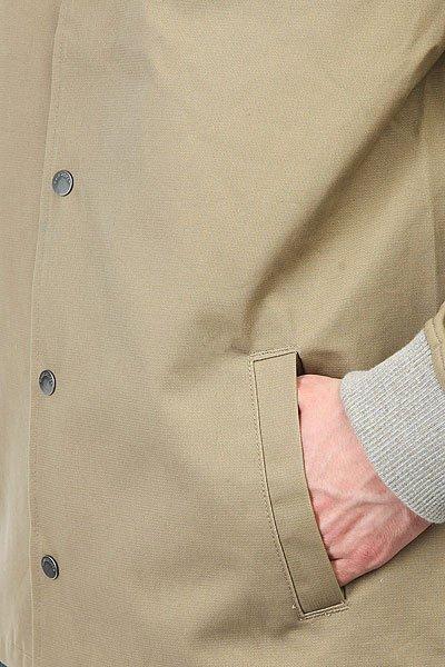 Куртка Quiksilver Liquidwater Lead Gray
