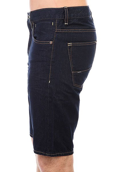 Шорты джинсовые Quiksilver Revolv Short Ri Rinse