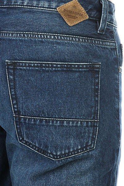 Шорты джинсовые Quiksilver Revolshortneoel Neo Elder