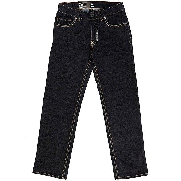 Прямые джинсы DC SHOES Worker Indigo Rinse