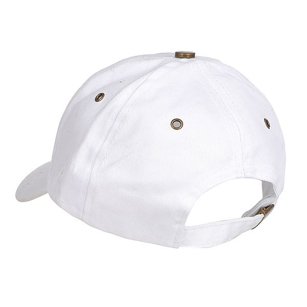 Бейсболка Классическая Одноклассники New York Logo Белая