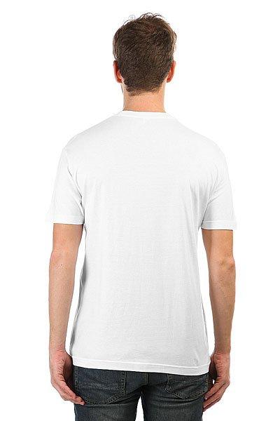 Футболка классическая ICQ Okpanda Белая