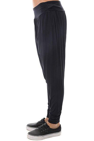 Брюки спортивные женские Roxy Hurrica Pant Anthracite