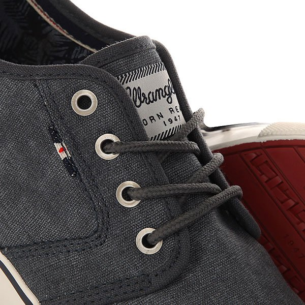 Кеды низкие Wrangler Mitos Derby Navy