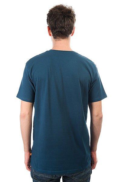 Футболка Quiksilver Napalicoast Major Blue