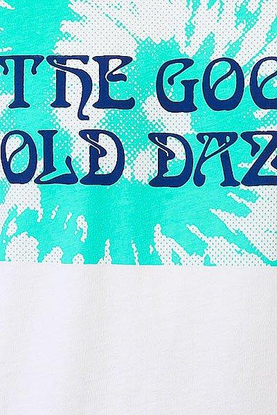 Футболка Quiksilver Good Old Daze White