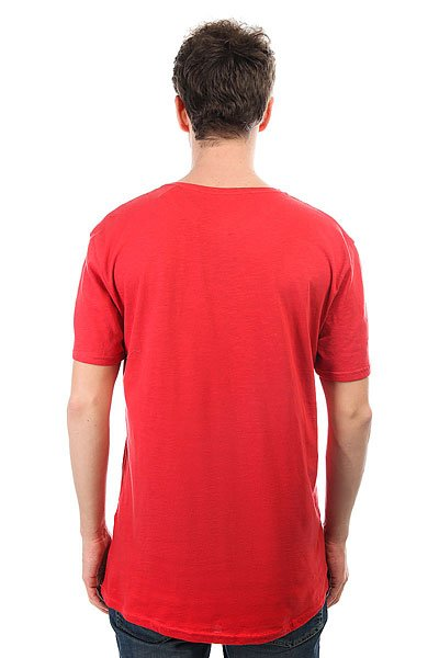Футболка Quiksilver Herobay Cardinal