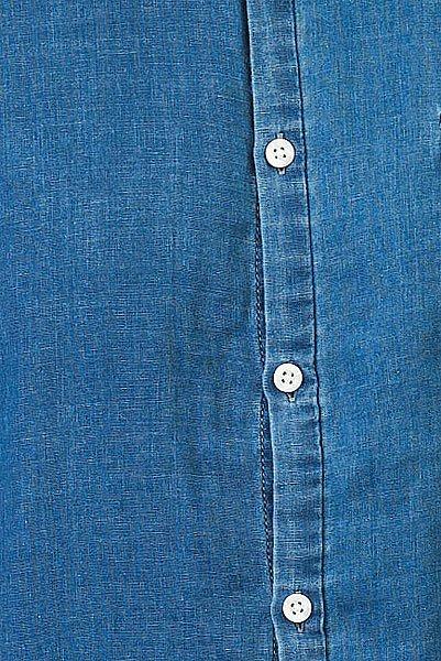 Рубашка Quiksilver Riveez Used Blue