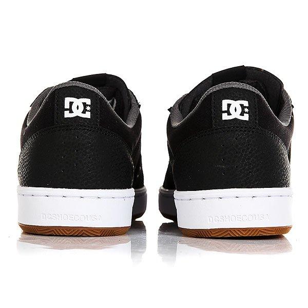 Кеды низкие DC Astor S Black/White
