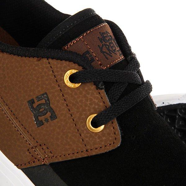 Кеды низкие DC Wes Kremer 2 S Brown/Black