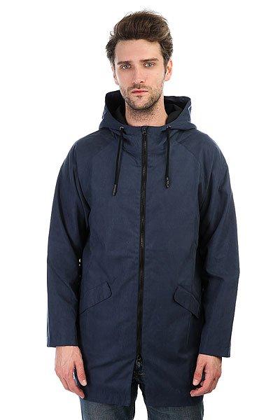 Куртка парка Запорожец Луна Темно-синий
