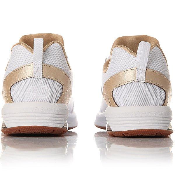 Кроссовки женские DC Shoes Heathrow Ia White