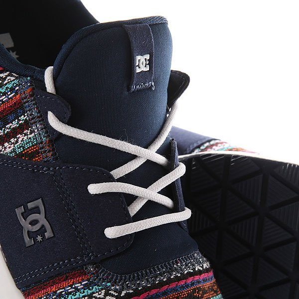 Кроссовки женские DC Shoes Heathrow Ia Se Multi