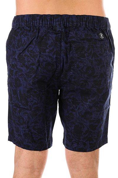 Шорты классические DC Ilford 18 Blue Regal Rags