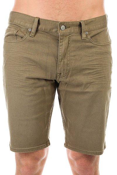 Шорты джинсовые DC Colour Shorts Dusky Green