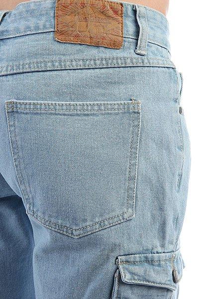 Шорты джинсовые Запорожец Pocket Denim Short Zap Regular Flex Light Blue