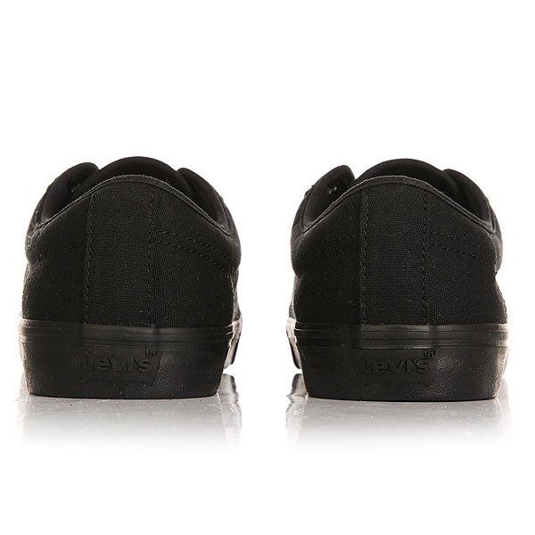 Кеды низкие Levis Porter Brilliant Black