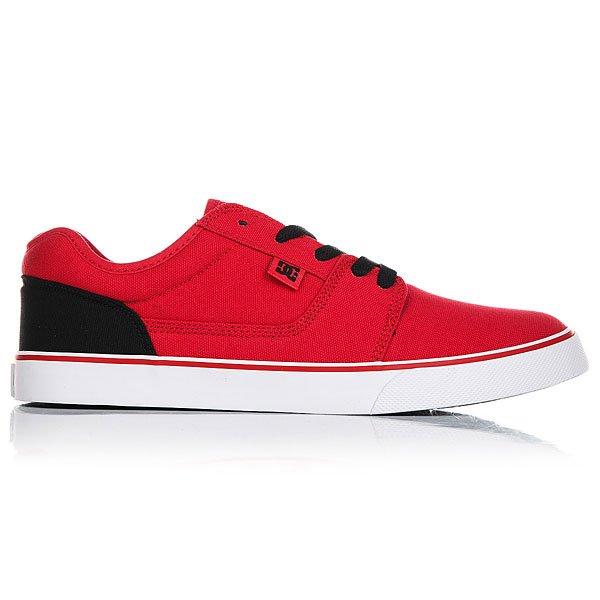 Кеды низкие DC Tonik Tx Red/Black/White