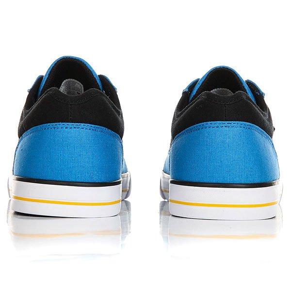 Кеды низкие детские DC Tonik Tx Blue/Black/Grey