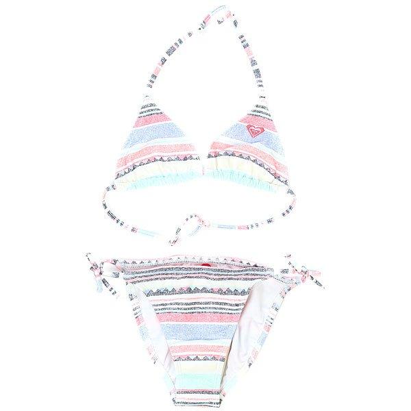 Купальник детский Roxy Little Indy Tri G Beach Glass Sombrero