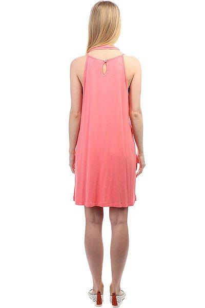 Платье женское Roxy Seeyousomesolid Lady Pink
