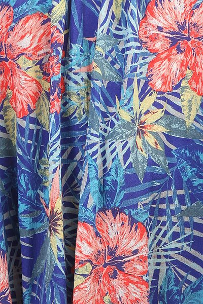 Платье женское Roxy Windy Fly Away Royal Blue Beyond Lo
