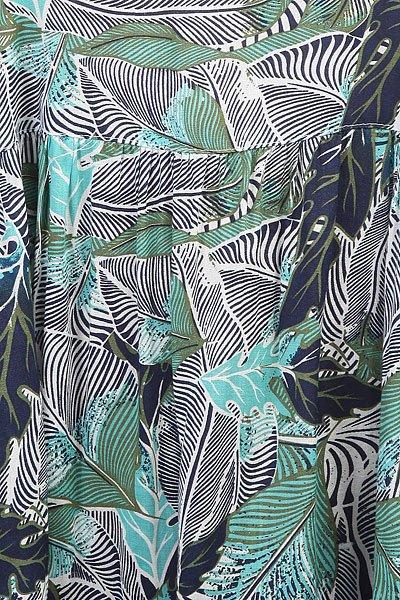 Платье женское Roxy Retrogold Blue Depths Ready Ma
