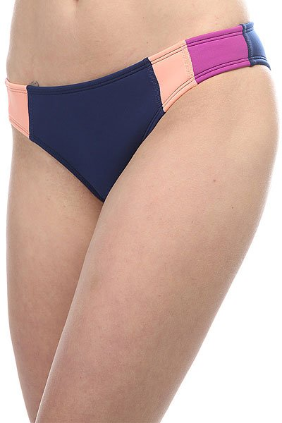 Трусы женские Roxy Sum Cockt Surf J Blue Depths
