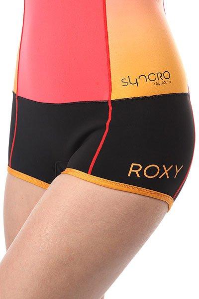 Гидрокостюм (Комбинезон) женский Roxy 1m Syn Sjhohn Paradise Pink