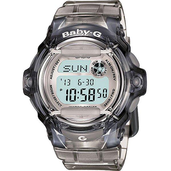 Кварцевые часы женские Casio G-Shock Baby-g 67050 Bg-169r-8b
