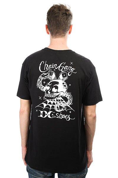 Футболка DC Cg Web Skull Black