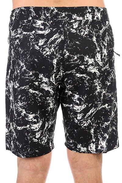 Шорты пляжные DC Crutchfield 20 Black Storm Print