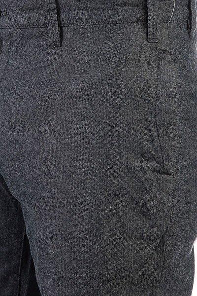 Шорты классические Quiksilver Grovershort Dark Grey Heather