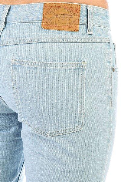 Шорты джинсовые Запорожец Basic Denim Short Zap Regular Flex Light Blue