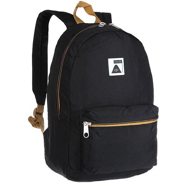 Рюкзак городской Poler Rambler Pack Real Black