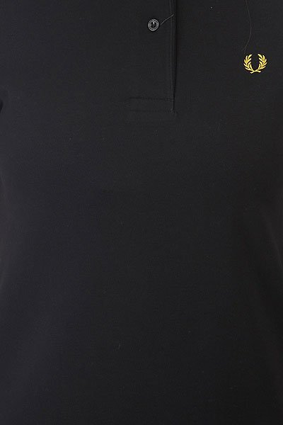 Платье женское Fred Perry Twin Tipped Black