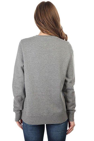 Толстовка свитшот женская Penfield Brookport Grey