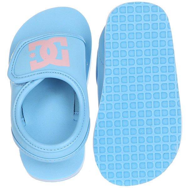Сандалии детские DC Bolsa T Blue/Pink