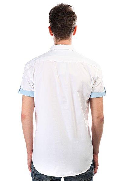 Рубашка Quiksilver Shdtikipopshirt White