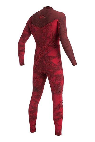 Гидрокостюм (Комбинезон) Quiksilver 3:2 Hl Zless W Racing Red