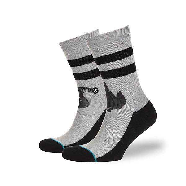 Носки средние Stance Side Step Deathstalker Grey