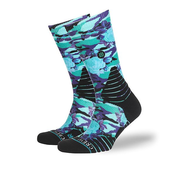 Носки средние Stance Basketball Performance Outlet Black