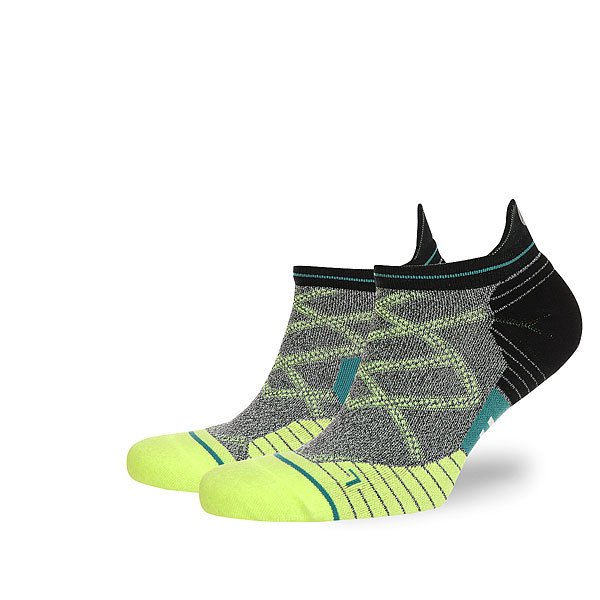 Носки низкие Stance Run Mens Endeavor Tab Volt